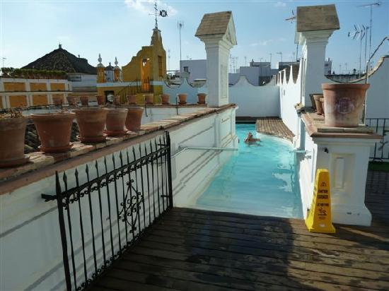 Magnifique s ville picture of las casas de la juderia - Seville hotel piscine ...