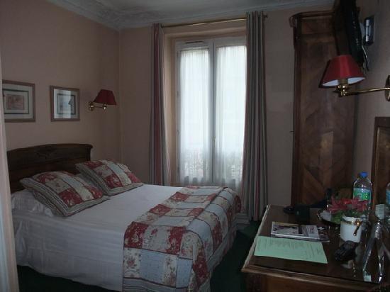 New Orient Hotel: Unser Zimmer