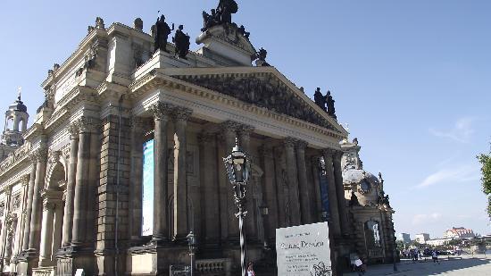 Dresden, Almanya: Museum