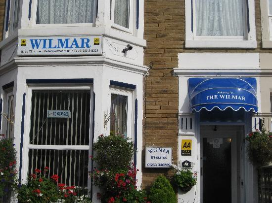 The Hotel Wilmar: The Wilmar frontage ...