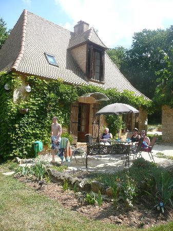 Le Bugue, France: Gite
