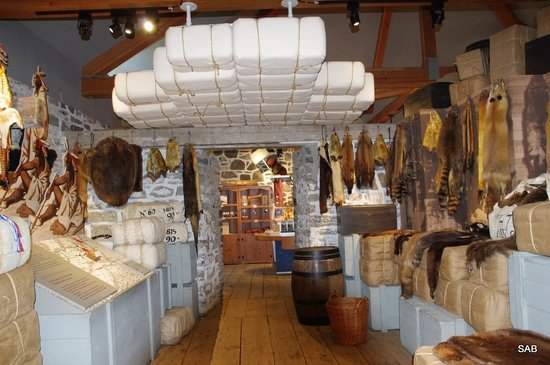 Lachine Fur Trade Museum