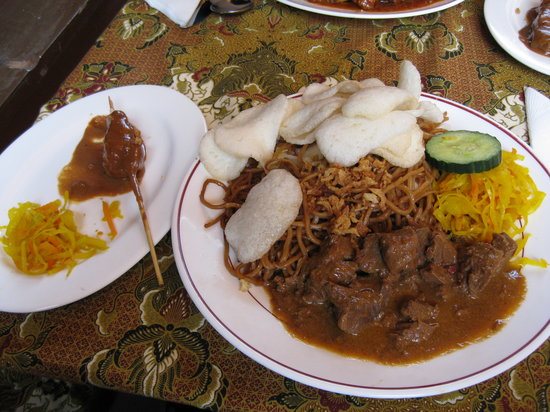 Bojo Restaurant: Main course