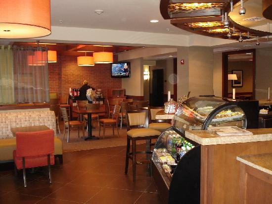 Hyatt Place Philadelphia / King of Prussia: The dining/restaurant area