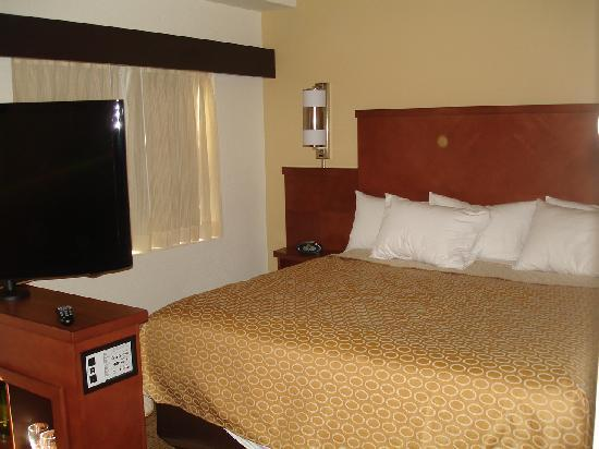 Hyatt Place Philadelphia / King of Prussia: King size bed