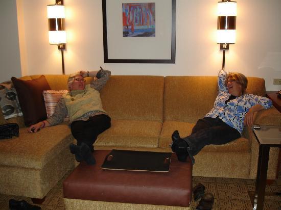 Marvelous Sleeper Sofa In Queen Bed Room Picture Of Hyatt Place Creativecarmelina Interior Chair Design Creativecarmelinacom