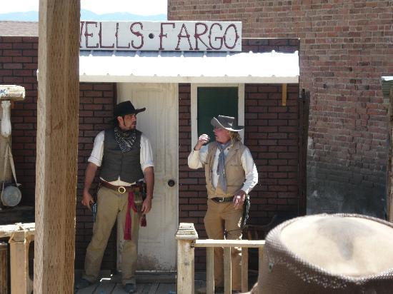 Virginia City, NV: Cowboy Show