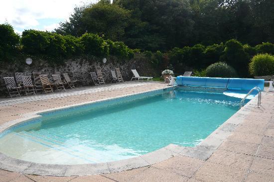 Pentillie Castle: Beautiful Swimming Pool