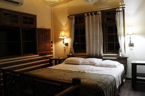 Martas Hotel: Chambre