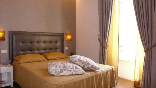 โรมา บูติค โฮเต็ล: Our Bedroom