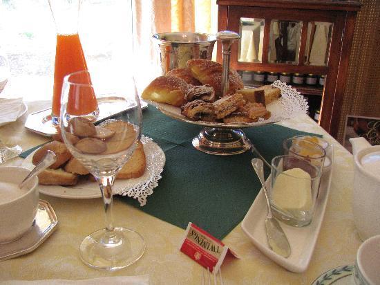 Hotel La Rescossa : breakfast