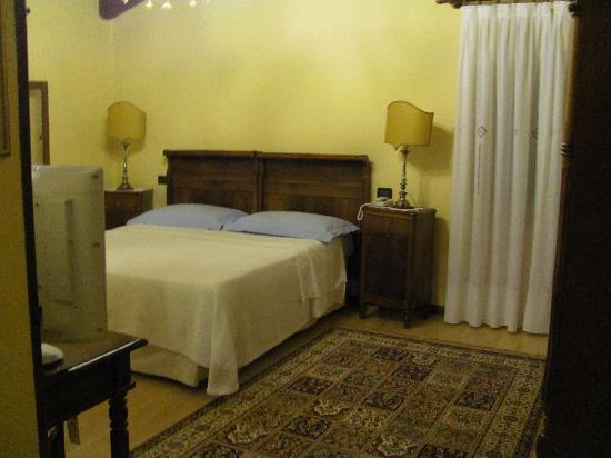 Mira, Italy: our room
