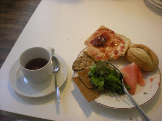 Hotel Rivoli Jardin: The breakfast