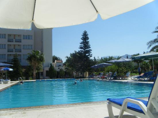 Mountain View Hotel & Villas: Lovley pool and the gardens