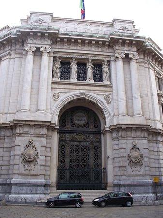 Palazzo della Banca d'Italia (Milano)