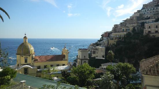 Residence La Tavolozza: The view from Room 3