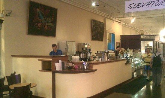 Rao's Coffee & Cafe