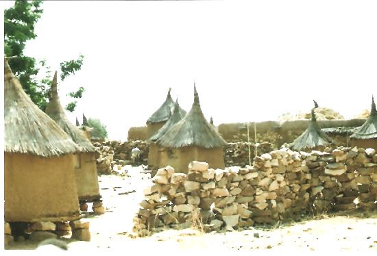 Μάλι: Dogon Village in Bandiagara, Mali