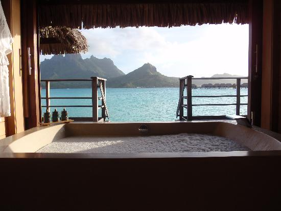 Four Seasons Resort Bora Bora: camera