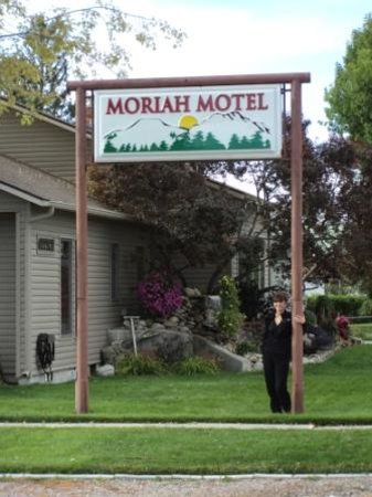 ‪‪Moriah Motel‬: Office‬