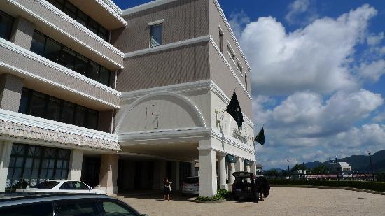 Luke Plaza Hotel : 外観