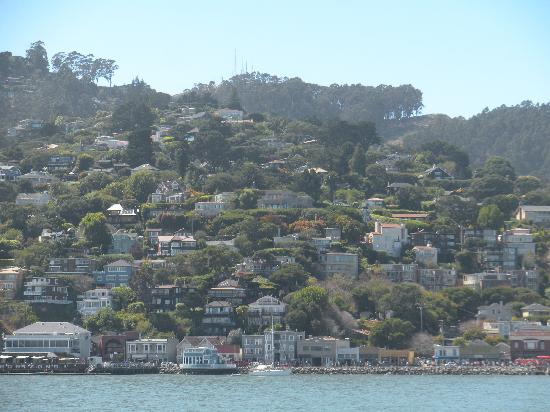 San Francisco, Californië: Sausalito, CA