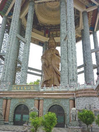 Penang, Maleisië: Kek Lok Si Temple