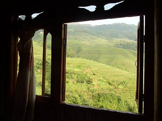 JinTian Guest House: Room's view