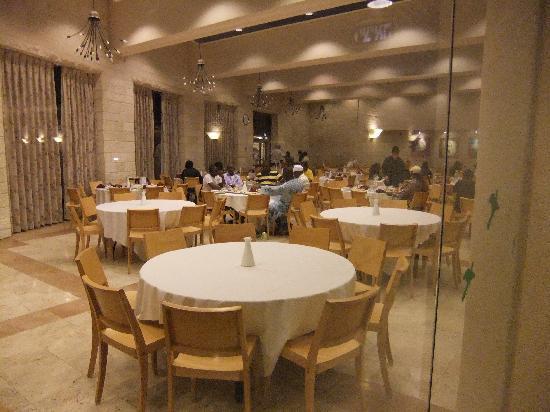 Ramat Rachel Resort: Dining room