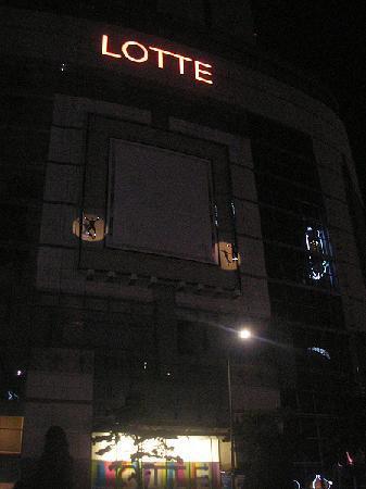 Lotte - Seoul, Korea