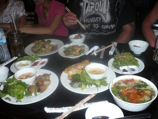 Quan An Ngon Nice Food