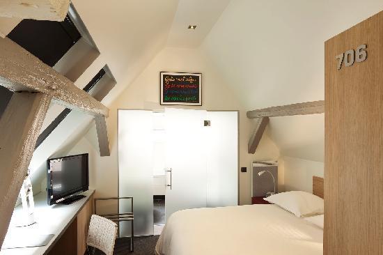 Hotel Le Pavillon 7: Chambre