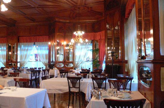 Grand Hotel Moderne: Salle à manger