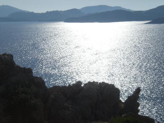 Pátmos, Griechenland: Landschaft auf Patmos