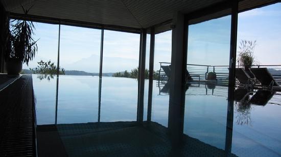 Romantik Hotel GMACHL: Pool