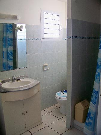 Les Kreol'Inns: Salle de bains