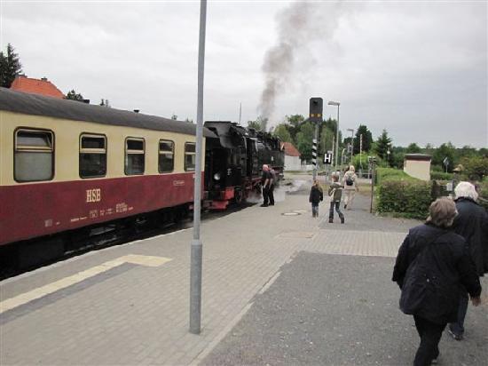 Hotel zur Brockenbahn: Harzquerbahn