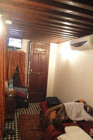 Riad el Amine Fes : Chambre