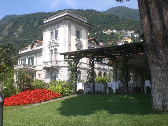 Moltrasio, Italien: Giardino Ristorante Imperialino