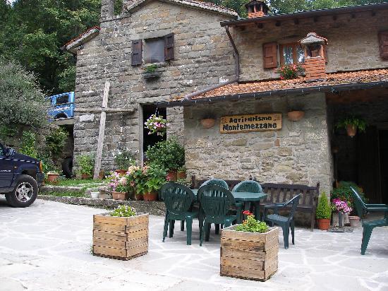 Pratovecchio, Italy: E' proprio un incanto!