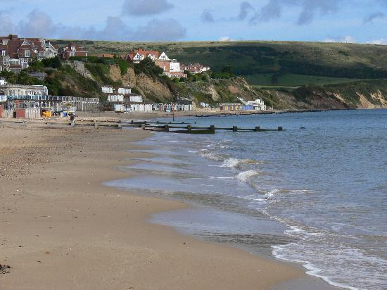 The Swanage Haven: best beach