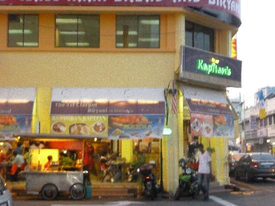 Tanah Rata, ماليزيا: shops here