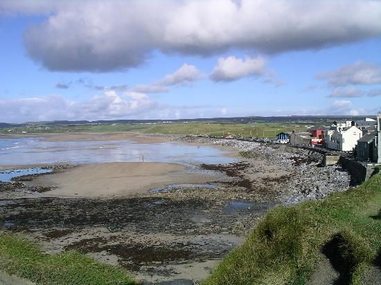 Vaughan Lodge: A Favourite View of Lahinch