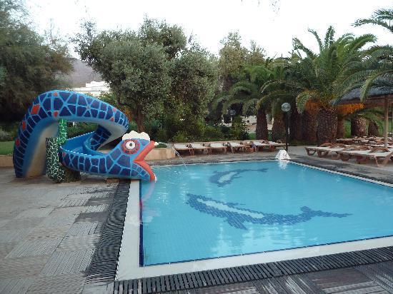 Hotel Samara: La piscine des enfants