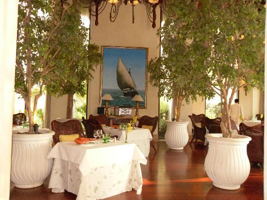 Residence & Spa at One&Only Royal Mirage Dubai: The Dining Room