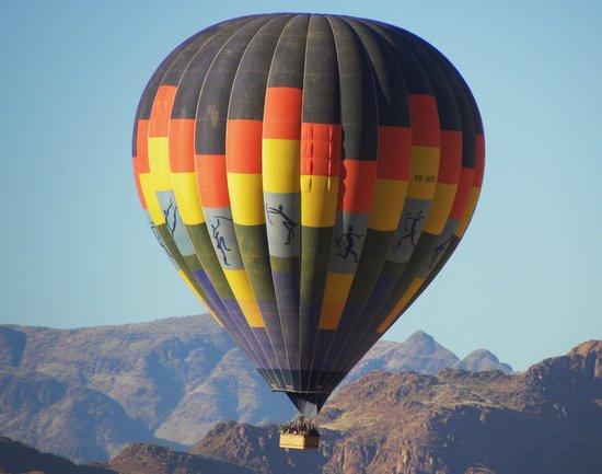 Namib Sky Balloon Safaris: Vol en mongolfière