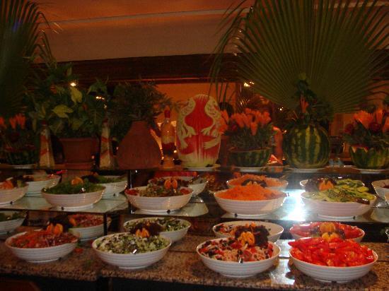 Belconti Resort Hotel : Das Essen