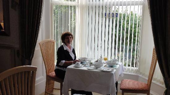 Aberlaw Guest House : Treated like a Quen
