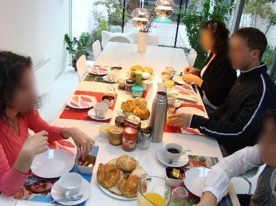 AM/PM : El desayuno... fantástico!!