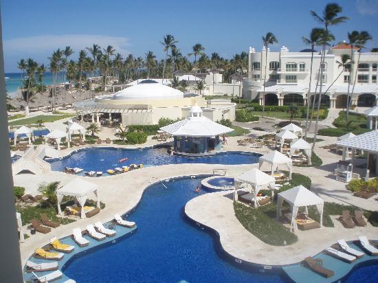 Iberostar Grand Hotel Bavaro: PISCINA HOTEL